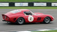 Ferrari 330 GTO, vista laterale