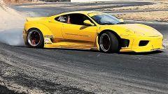 Ferrari 360 Drift Car: per fare le sgumme con classe - Immagine: 2
