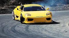 Ferrari 360 Drift Car: per fare le sgumme con classe - Immagine: 1