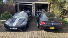 Ferrari 360 e 456