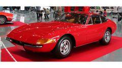 Ferrari 365 GTB/4 Daytona, vista 3/4 anteriore