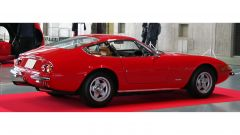 Ferrari 365 GTB/4 Daytona, vista 3/4 posteriore