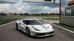 Ferrari 458 MM Speciale: vista 3/4 anteriore