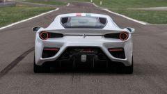 Ferrari 458 MM Speciale: vista posteriore