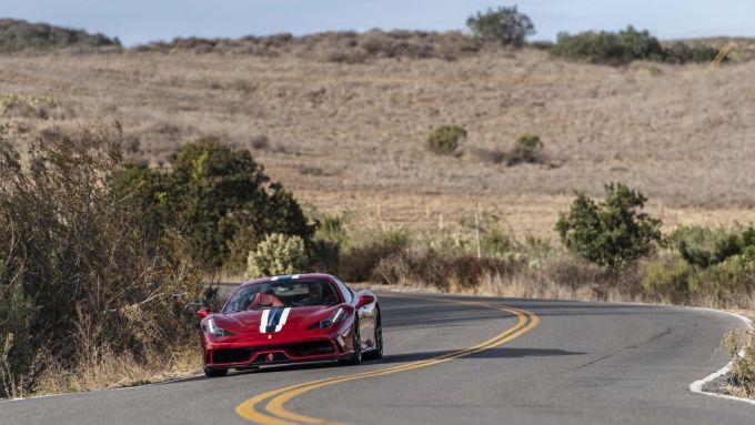 Ferrari 458 Speciale antiproiettile by AddArmor