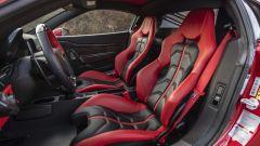 Ferrari 458 Speciale antiproiettile, gli interni
