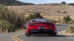 Ferrari 458 Speciale antiproiettile, il posteriore