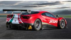 Ferrari 488 GT3 EVO: come migliorare la perfezione   - Immagine: 1