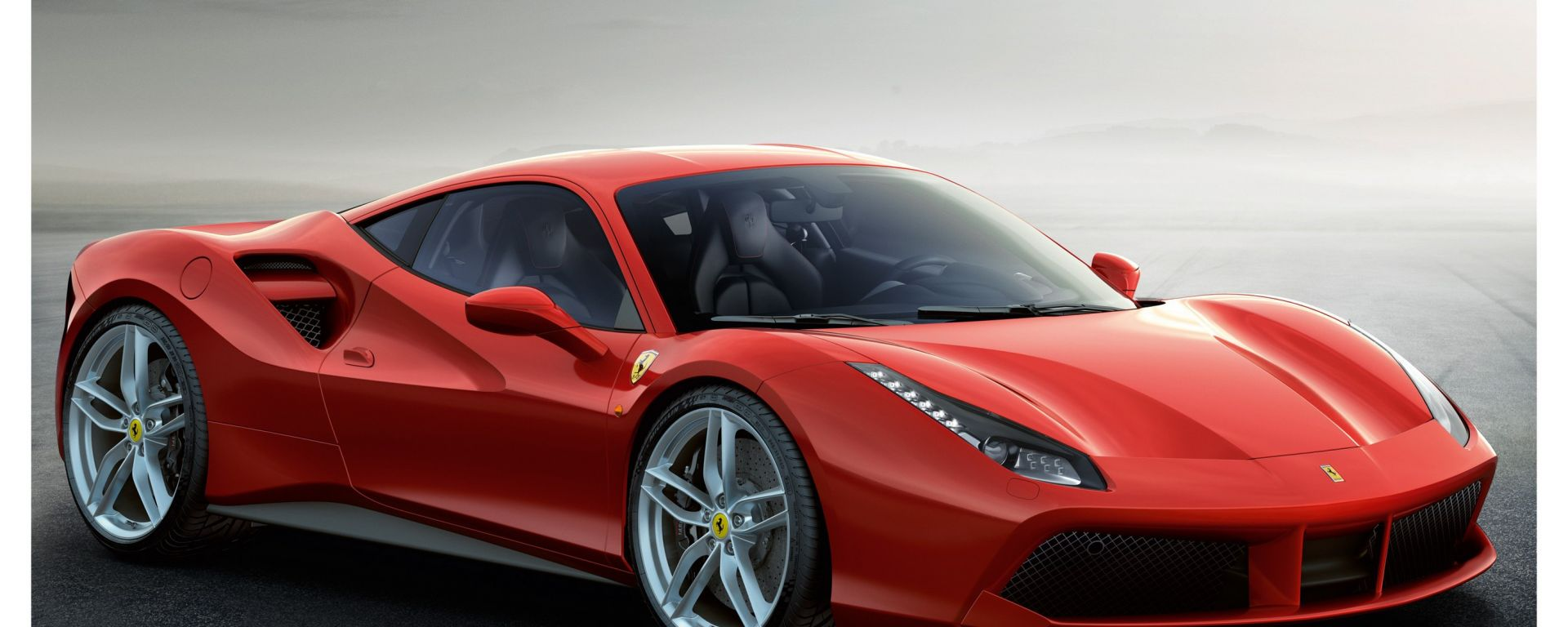 Ferrari 488 GTB: è suo l'International Engine of the year