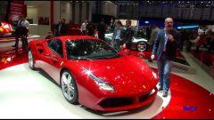 Ferrari 488 GTB: il video dallo stand - Immagine: 3