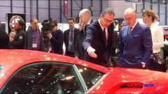 Ferrari 488 GTB: il video dallo stand - Immagine: 4