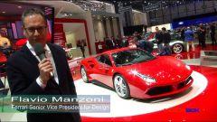 Ferrari 488 GTB: il video dallo stand - Immagine: 5