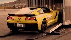 Ferrari 488 GTB vs Lamborghini Huracan vs McLaren 675LT vs Corvette Z06: la Corvette viene scaricata