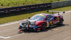 Una Ferrari 488 Lego Technic a 200 km/h? Guarda il video POV - Immagine: 4