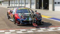 Una Ferrari 488 Lego Technic a 200 km/h? Guarda il video POV - Immagine: 12