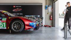 Una Ferrari 488 Lego Technic a 200 km/h? Guarda il video POV - Immagine: 19