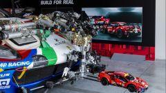 Una Ferrari 488 Lego Technic a 200 km/h? Guarda il video POV - Immagine: 20