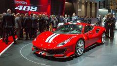 Ferrari 488 Pista, live salone di ginevra 2018