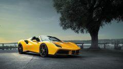 Ferrari 488 Spider by Novitec Rosso: 772 cv a cielo aperto  - Immagine: 11