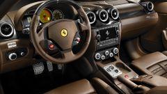 Ferrari 612 Scaglietti, la plancia