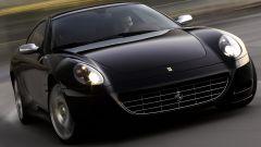 Ferrari 612 Scaglietti, l'innovativo frontale