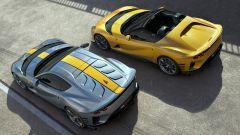 Ferrari 812 Competizione e Competizione A