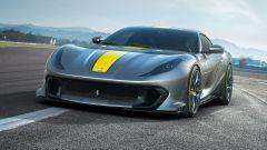 Ferrari 812 Competizione, il V12 raggiunge quota 830 cv