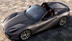 Ferrari 812 GTS nel Lago di Garda: un gioiello da 340.000 euro