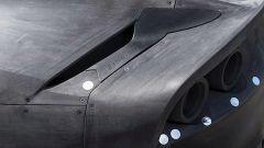 Ferrari 812 Superfast: dettaglio della coda del modello