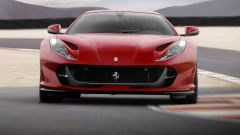 Ferrari 812 Superfast: il frontale