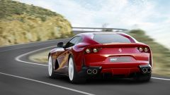 Ferrari 812 Superfast: il posteriore