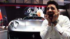 Ferrari 812 Superfast: in video dal Salone di Ginevra 2017 - Immagine: 1