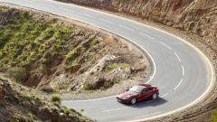 Ferrari 812 Superfast: vista dall'alto