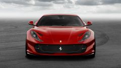 Ferrari 812 Superfast: vista frontale