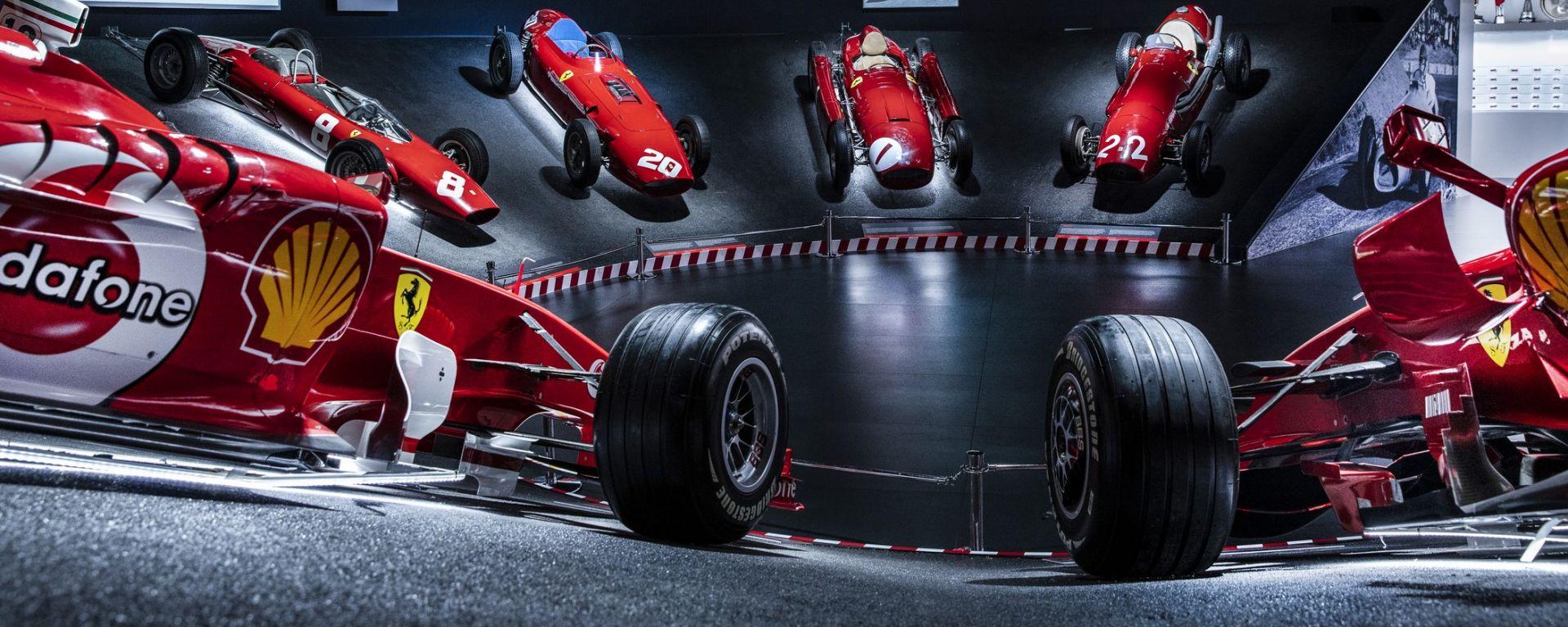 Le Hypercar Ferrari e i 90 anni della Scuderia: le mostre