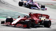 Binotto elogia la gestione gomme di Vettel e Leclerc - Immagine: 2