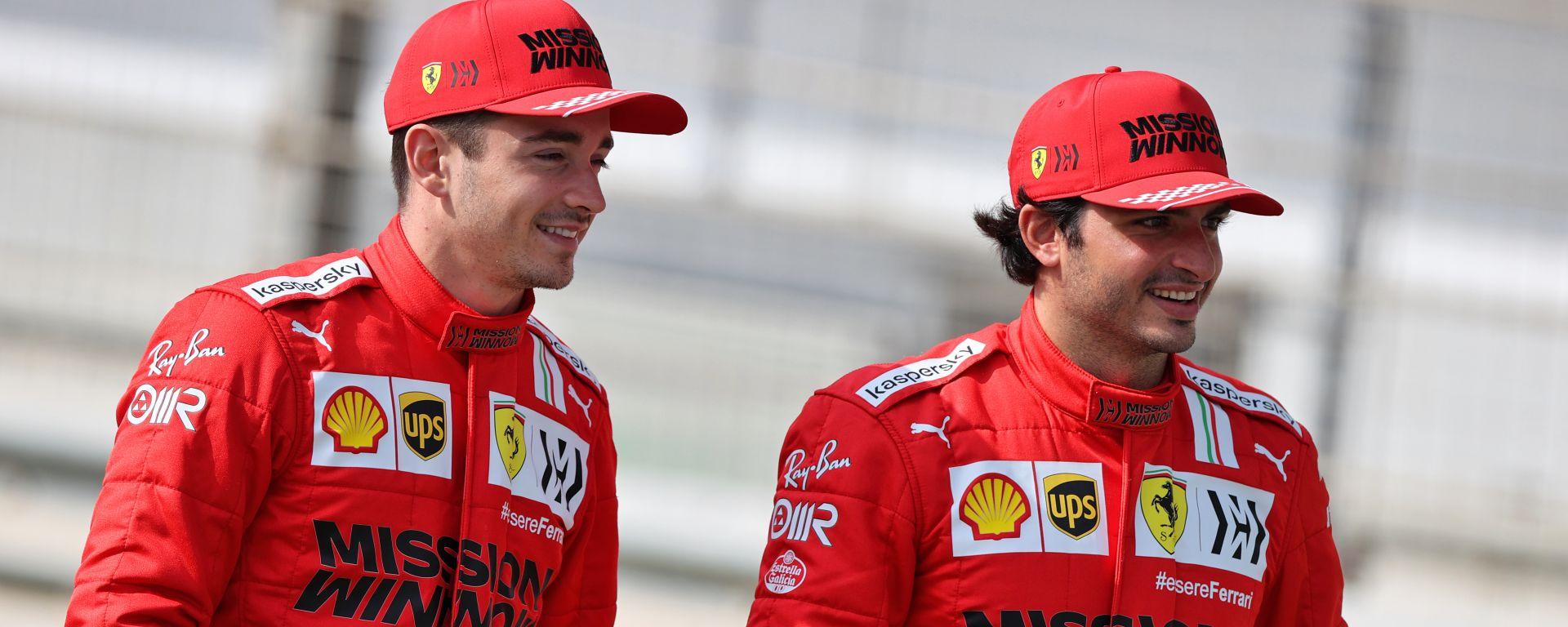 """Alesi promuove le scelte Ferrari: """"Sainz mi ricorda Prost"""""""