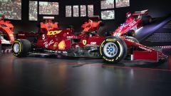 Ferrari, all'asta la SF1000 di Vettel e Leclerc