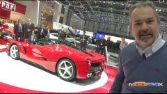 Ferrari: Alonso guida LaFerrari - Immagine: 13