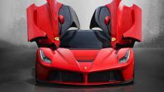 Ferrari: Alonso guida LaFerrari - Immagine: 7