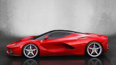 Ferrari: Alonso guida LaFerrari - Immagine: 8