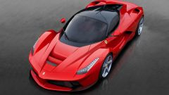 Ferrari: Alonso guida LaFerrari - Immagine: 11