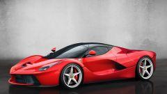 Ferrari: Alonso guida LaFerrari - Immagine: 12