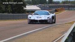 Ferrari: Alonso guida LaFerrari - Immagine: 4