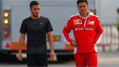 F1 Ferrari: Antonio Fuoco, un italiano sulla Rossa