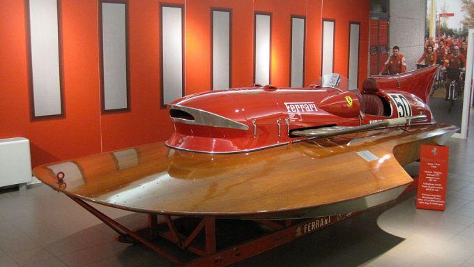 Ferrari Arno XI: la prua