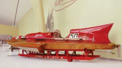 Ferrari Arno XI: l'idroplano dei record del Cavallino
