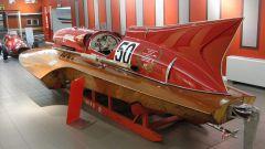 Ferrari Arno XI: posteriore