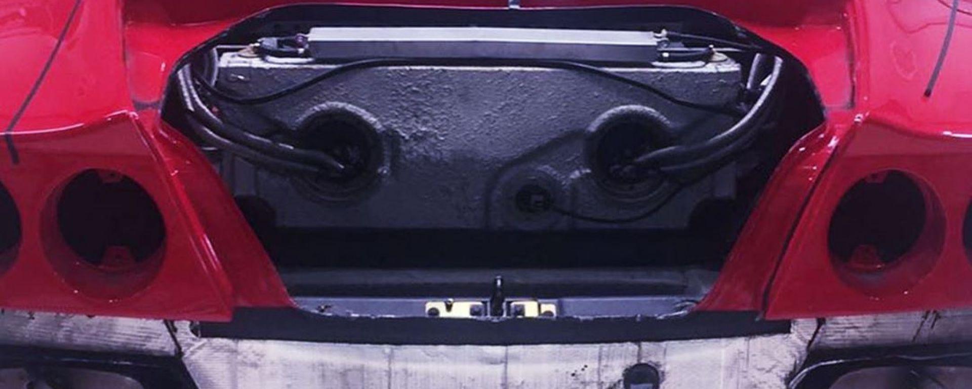 Ferrari Breadvan: il ritorno di un mito più unico che raro