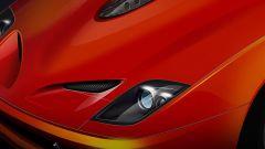 Ferrari Breadvan su base 550 Maranello, un dettaglio